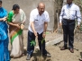 TREE PLANTATION IN COLLEGE CAMPUS